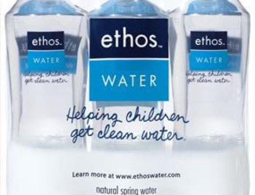 The Ethos behind Ethos® Water