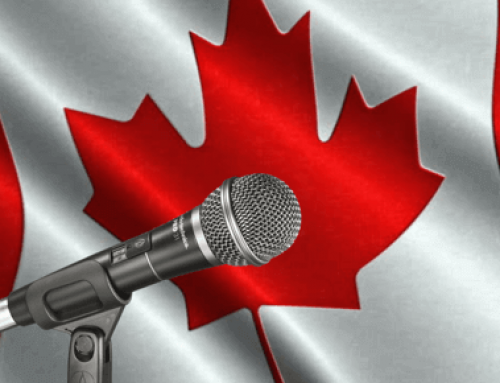 The Canadian revolution! on Chortle