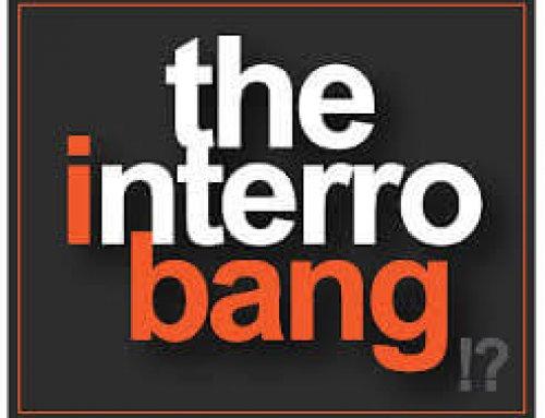 Interrobang interviews Sandra